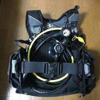Aqua Lung - BCD、レギュレーター、オクト セット