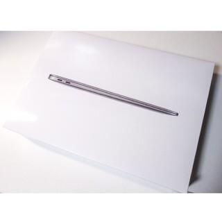 Mac (Apple) - 本日のみ値下げ 新品 M1 Macbook air スペースグレイ 日本語