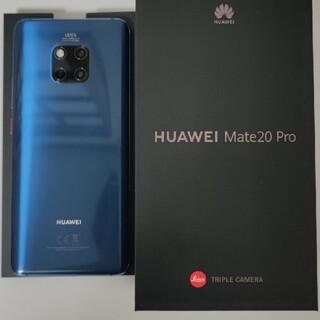 HUAWEI - Huawei mate 20 pro dualsim