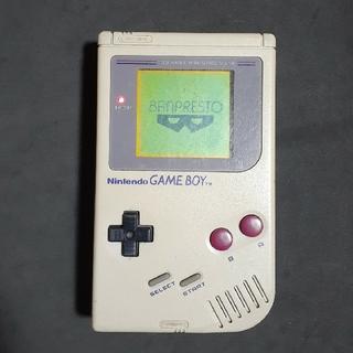 ゲームボーイ - 動作確認済み Nintendo ゲームボーイ 本体 初代