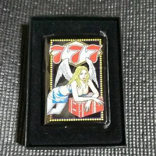 ジッポー(ZIPPO)のZIPPO 幸運の女神 スロット 箱付き(タバコグッズ)