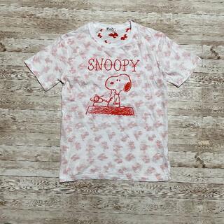 ピーナッツ(PEANUTS)のPEANUTS スヌーピー 総柄Tシャツ ユニセックス(Tシャツ/カットソー(半袖/袖なし))
