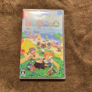 Nintendo Switch - あつまれどうぶつの森①