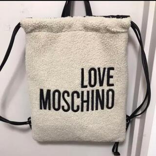 モスキーノ(MOSCHINO)のLOVE MOSCHINO パックパック(リュック/バックパック)