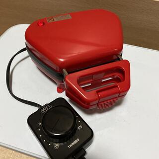 ツインバード(TWINBIRD)のタイマー付き焼きおにぎり器(調理道具/製菓道具)