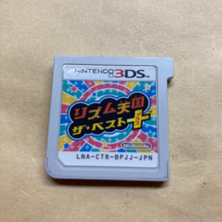 ニンテンドー3DS - リズム天国ザ・ベスト+ 3DSソフト
