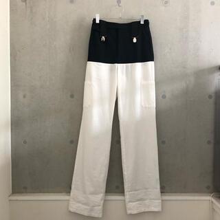 ラフシモンズ(RAF SIMONS)の専用 RAF SIMONS 20ss pants with horizontal(スラックス)