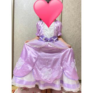 Disney - 120【ディズニープリンセス★ソフィア風ドレス】