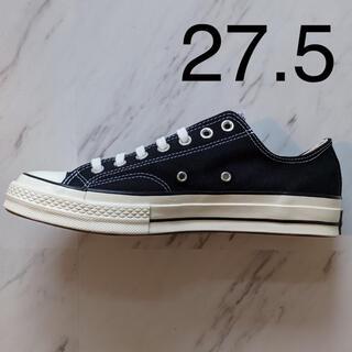 CONVERSE - converse コンバース チャックテイラー ct70 黒 ブラック 27.5