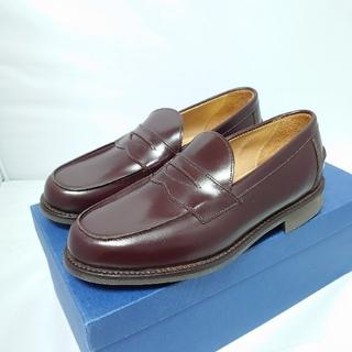 サンダース(SANDERS)のサンダース レディース 新品未使用(ローファー/革靴)