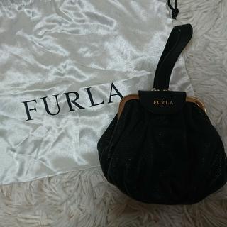Furla - FURLA がま口ポシェット