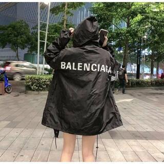 THE NORTH FACE - balenciaga 男女兼用 マウンテンパーカー サイズ M