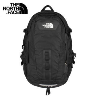 THE NORTH FACE - ノースフェイス リュック ホットショット ブラック 正規品 新品未使用
