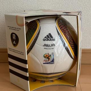 アディダス(adidas)のジャブラニ jabulani サッカーボール5号 2010w杯 南アフリカ大会(記念品/関連グッズ)