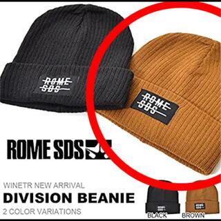 ロームエスディーエス(ROME SDS)のROME SDS*ビーニー/ニット帽(ウエア/装備)