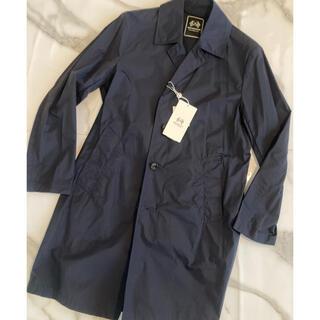 UNITED ARROWS - 【新品未使用】ユナイテッドアローズ ステンカラーコート ネイビー 定価3.1万