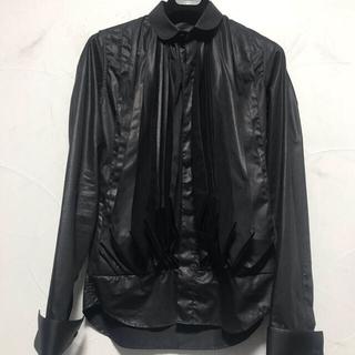 Dior - dior ディオール プリーツ ドレス シャツ クロムハーツ  ルナマティーノ