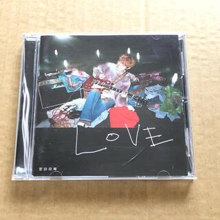 LOVE 菅田将暉 CD アルバム(ポップス/ロック(邦楽))