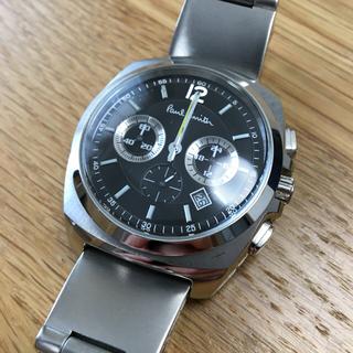 ポールスミス(Paul Smith)の【最終値下げ】ポールスミス クロノグラフ 腕時計(腕時計(アナログ))