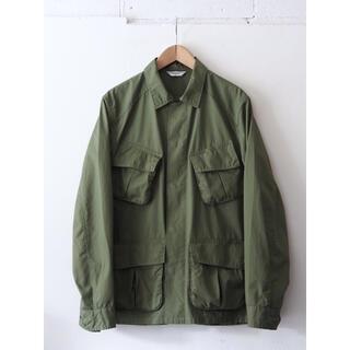 fujito Jungle Fatigue Jacket ファティーグジャケット(ミリタリージャケット)