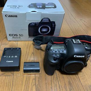 Canon - Canon EOS 5D MARK4(WG) ボディ
