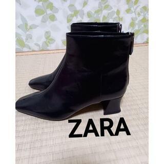 ZARA - ★お値下げ!ZARA ショートブーツ 23㎝★