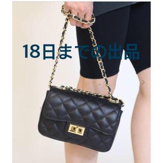 DEUXIEME CLASSE - 【AULENTTI/オウレンティ】CHAIN BAG
