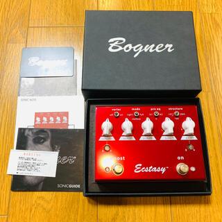 Bogner Ecstasy Red  ボグナー エクスタシーレッド(エフェクター)