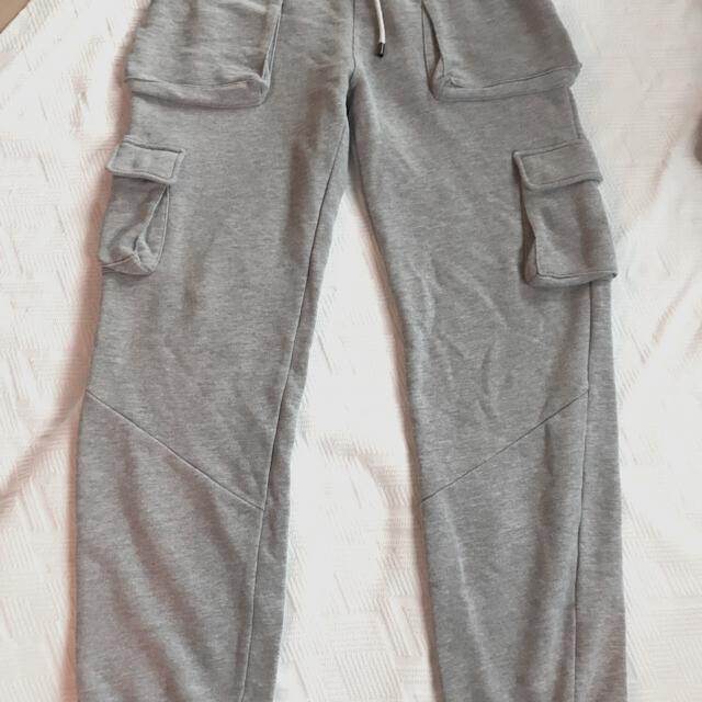 DOUBLE STANDARD CLOTHING(ダブルスタンダードクロージング)のダブルスタンダードクロージング スウェットパンツ メンズのパンツ(ワークパンツ/カーゴパンツ)の商品写真