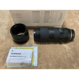 TAMRON - TAMRON 100-400mm F4.5-6.3 Canon