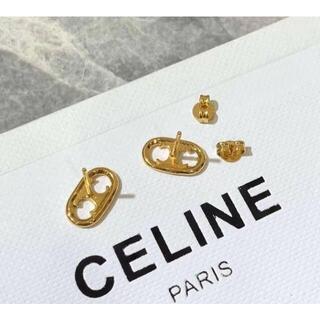celine - CELINE  スタッドピアス