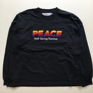 dairiku 21ss PEACE ロンT