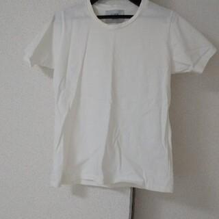 ステュディオス(STUDIOUS)の白Tシャツ(Tシャツ(半袖/袖なし))