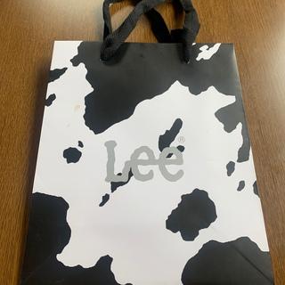 リー(Lee)のLee ショップ袋(ショップ袋)