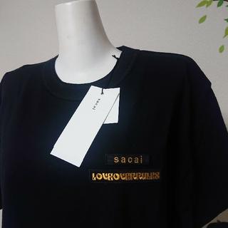 sacai - サカイ sacai LOVE OVER RULUS 新品 サイズ3 Tシャツ