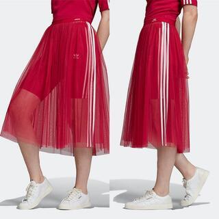 adidas - adidas Originals チュールスカート