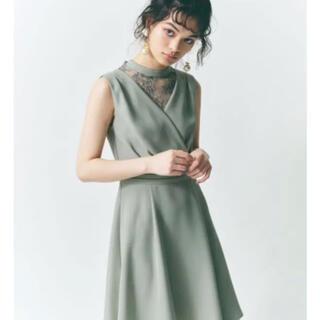 Lily Brown - リリーブラウン 現行品、完売色 ドレス