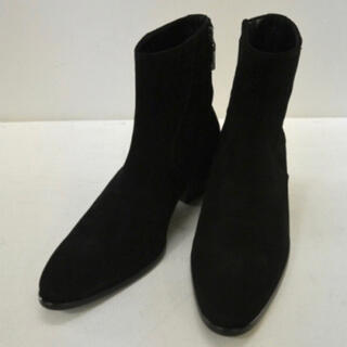 ガラアーベント(GalaabenD)の【新品】ガラアーベント Sサイズ 黒 ブラック 18AW 定価86,900円(ブーツ)