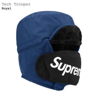 シュプリーム(Supreme)のsupreme Tech Trooper ROYAL M/L 新品 20aw(その他)