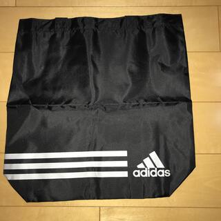 adidas - adidas トートバック 黒