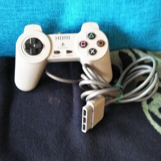 プレイステーション(PlayStation)の美品!プレイステーション HORI コントローラー(その他)
