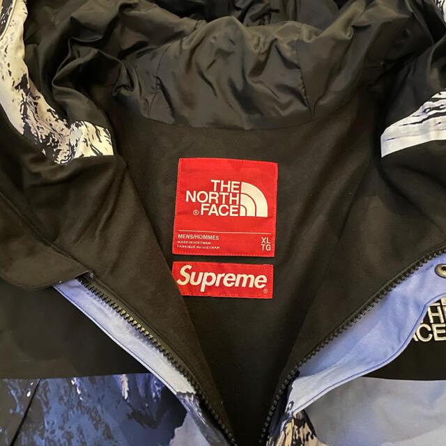 Supreme(シュプリーム)のsupreme snow mountain mountain parka XL メンズのジャケット/アウター(マウンテンパーカー)の商品写真