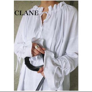 ENFOLD - CLANE ブラウス