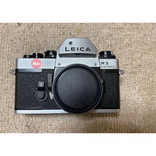 ライカ(LEICA)のライカ Leica R3 完動品 お買い得(フィルムカメラ)
