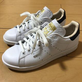 adidas - アディダス スタンスミス ホワイト ネイビー