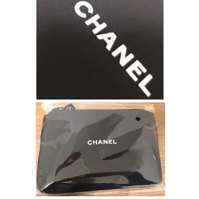 pururun様専用ページ♡CHANEL シャネルポーチ レディースのファッション小物(ポーチ)の商品写真