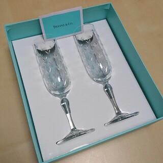 Tiffany & Co. - TIFFANY シャンパングラス