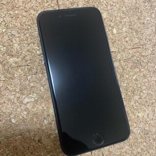 Apple - iPhone7 128GB マットブラック docomo