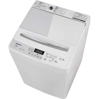 ハイセンス 全自動洗濯機 7.5kg