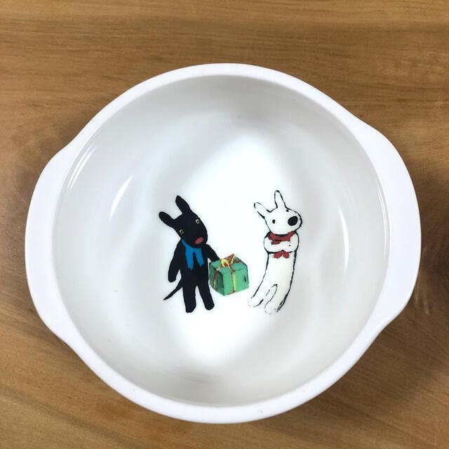 NIKKO(ニッコー)の陶器 リサとガスパール キッズ ボウル Gaspard et Lisa キッズ/ベビー/マタニティの授乳/お食事用品(離乳食器セット)の商品写真